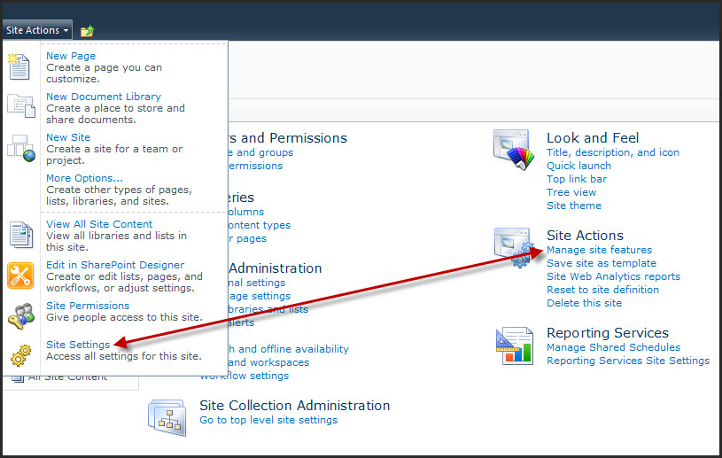 how to create a wiki page in sharepoint 2010