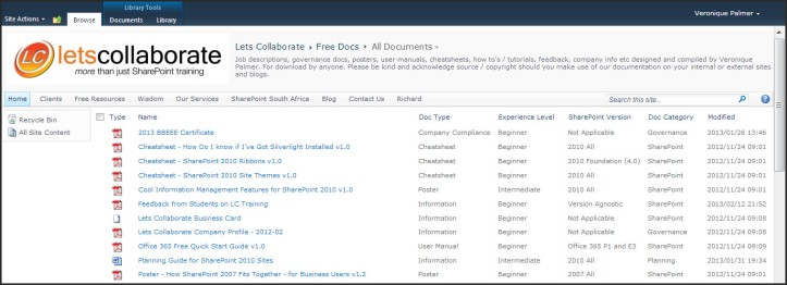 SharePoint Library