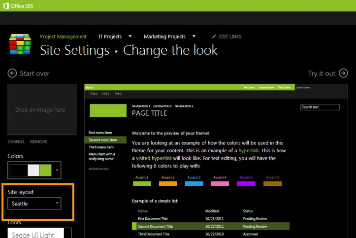 Navigation on SharePoint 2013 3