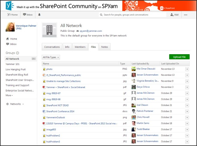 Yammer Files Naming Standards 1