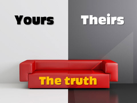 3 sides to every story