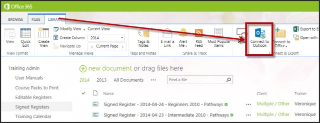 Email attachments from SharePoint1
