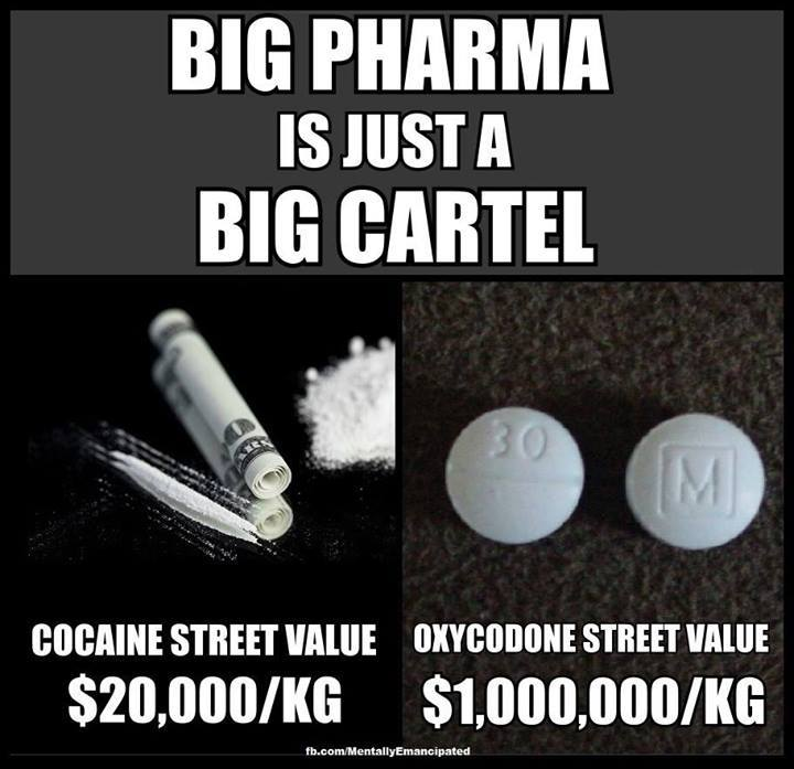 big pharma profits