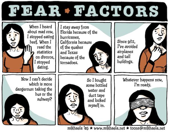 Fear 12