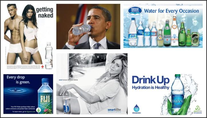 Customer Facing Bottled Water