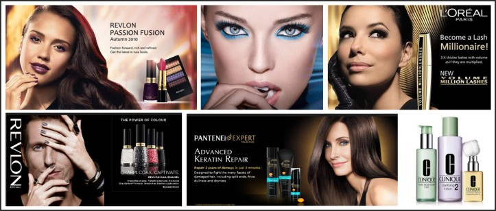 Customer Facing Cosmetics