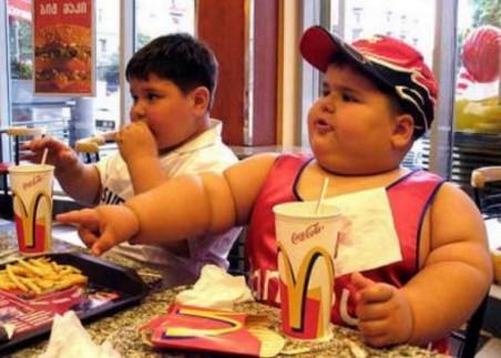 fastfood kids
