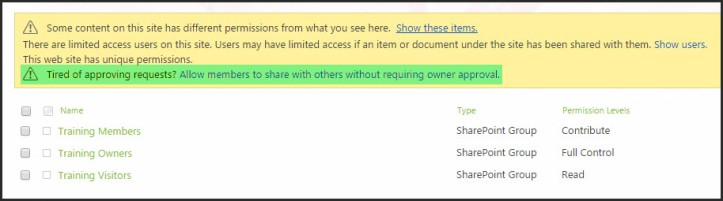Office 365 Permissions 1