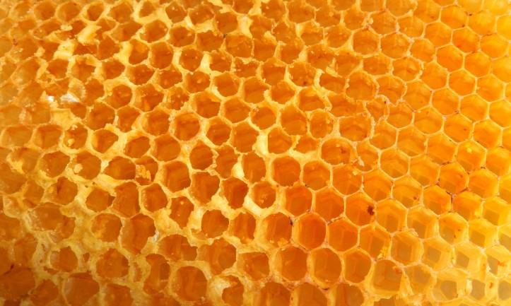 perfect honeycomb