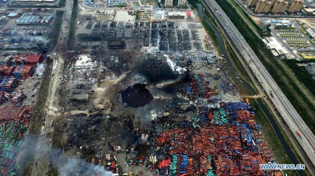 tianjiin explosion 3