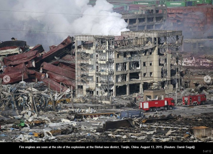 tianjiin explosion 7