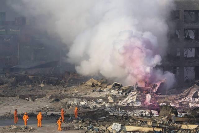 tianjiin explosion 8