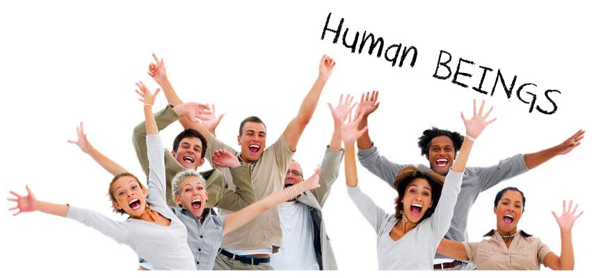 human beings are social creatures Humans are hardwired to be social beings we naturally cooperate, care, and compete from quarks, to cells, to plants, to animals, cooperation is in our dna.