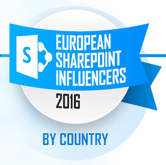 Lets Collaborate SharePoint Influencer Harmon.ie 2016