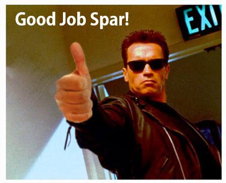 good-job-spar